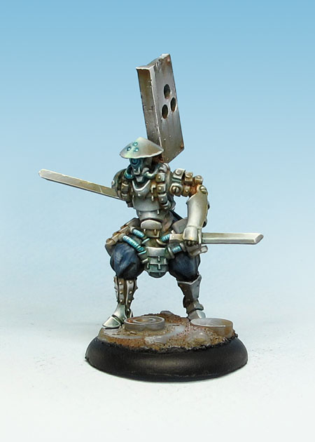 Taban Miniatures Ashigaru-1