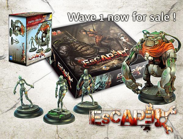 Escape-sale